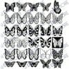 Butterfly Decorative Bundle