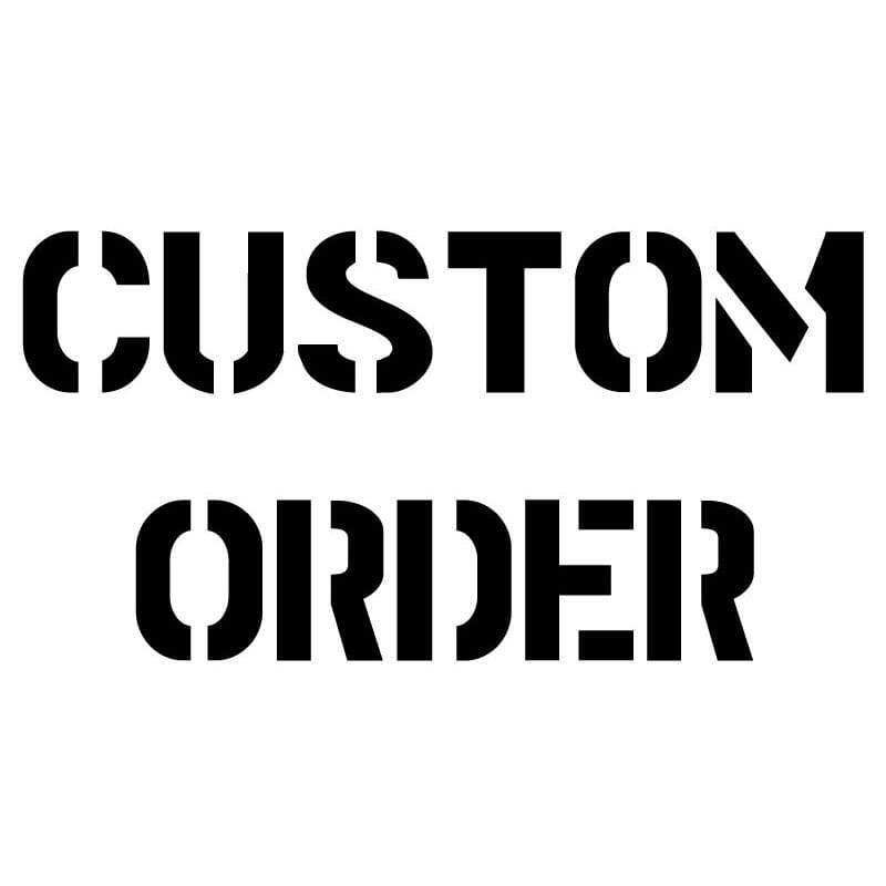 DXFstore.com Custom Order Available